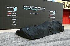 Formel 1 - Klopf, klopf? Aufmachen!: Blog: Mercedes' kniffliger Twitter-Launch