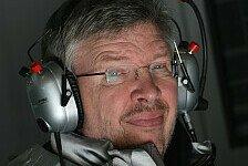 Formel 1 - Gro�e Fu�stapfen: Brawn will Teil der Mercedes-Geschichte werden