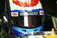 Formel 1 - Atmosph�re vor Punkte: Petrov musste seine Ziele ver�ndern