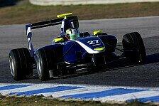 GP3 - Durch Testzeiten �berzeugt: Da Costa: Platz bei Carlin fix