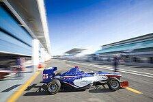 GP3 - Evans am Ende knapp geschlagen: M�ller am ersten Tag in Estoril vorne