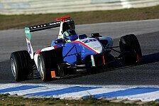 GP3 - Aufstieg aus der Formel Abarth: Niederhauser f�hrt f�r Jenzer