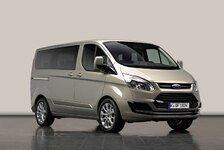 Auto - Tourneo Custom auf dem Genfer Autosalon: Premiere f�r Konzeptfahrzeug Ford Transit