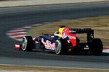Formel 1 - Erwartungen erf�llt: Vettel mit Testfahrten zufrieden