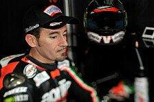 Superbike - Sp�tstarter mit Erfolgsdrang: Biaggi spricht �ber seine Karriere