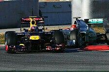 Formel 1 - FIA gibt gr�nes Licht : Marko: Mercedes soll keinen Wind machen