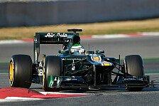 Formel 1 - Caterham im Jahr des Drachen: Tony Fernandes will Geschichte schreiben