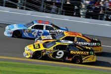 Mehr Sportwagen - Teilnahme an Testfahrten: Marcos Ambrose: Start in Daytona?
