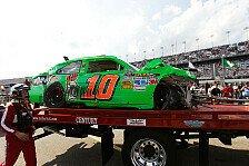 NASCAR - Falsche Erwartungen gesetzt: Patrick rudert zur�ck