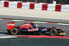 Formel 1 - Viele Runden im Boliden: Vergne sammelt weiter F1-Erfahrung