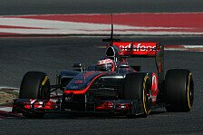 Formel 1 - Er macht einfach: Button f�r Hill immer ein hei�er Au�enseiter