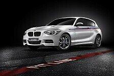 Auto - Topathlet f�r das Premium-Kompaktsegment : BMW pr�sentiert Concept M135i