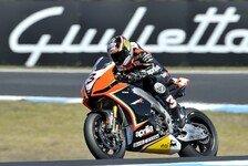 Superbike - 2012 einfach nur begeistern: Australien machte Biaggi G�nsehaut