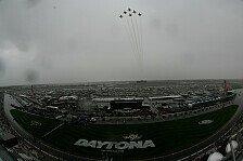 NASCAR - Das wird eine lange Nacht: Daytona 500 ein weiteres Mal verschoben