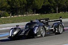 Mehr Motorsport - Realistisch bleiben: Jarvis: Keine Tr�umereien in Le Mans