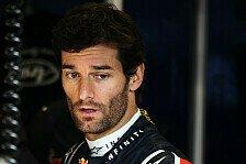 Formel 1 - Er liefert immer noch ab: Webber: Zukunft wird im Sommer gekl�rt