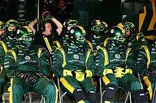 Formel 1 - Entlassene Mitarbeiter lassen sich nicht einsch�chtern: Ex-Mitarbeiter: Von Caterham F1 gefeuert
