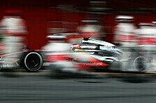 Formel 1 - Sch�ner Spitzenkandidat: McLaren: Hausaufgaben gut gemacht?