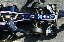 Formel 1 - Sorgfalt bei der Partnerwahl: Williams ohne Eile bei der Sponsorensuche
