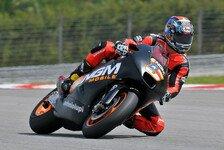 MotoGP - Wir werden uns die �rsche abarbeiten: Edwards: 18 Rennen werden 18 Tests