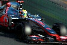 Formel 1 - Mal schnell - mal langsam: Video - Onboard-Aufnahmen mit McLaren