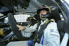 WRC - Mit Highspeed durch die W�lder: Video - Ogier testet Polo R WRC in Finnland