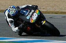Moto2 - Cortese macht weiter Fortschritte: Espargaro f�hrt Testtag zwei in Jerez an