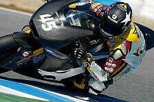 Moto2 - Eine gute Kombination mit der Kalex: Redding vom Verbissenen zum Genie�er