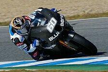 Moto2 - Spanier setzte wieder auf Suter: Simon wechselt Chassis