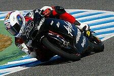 Moto3 - Stolzer KTM-Pilot: Khairuddin traut sich Top-Ten zu