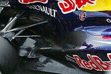 Formel 1 - Den Vorschriften entsprechend: RBR: Neue Auspuff-Konfiguration regelkonform