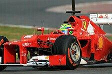 Formel 1 - Zu viel am Auto ver�ndert: Surer: Ferrari-Revolution f�hrte zur Krise