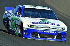 NASCAR - Danica Patrick startet vom letzten Rang: Casey Mears erh�lt Regen-Pole in Bristol
