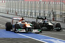 Formel 1 - Nur 25.000 Euro Schadensersatz: Force India mit Spionage-Urteil unzufrieden