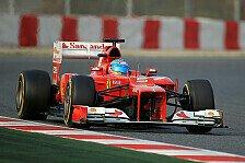 Formel 1 - Vier Rennen abwarten: Domenicali hofft auf italienisches Wunder