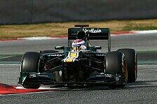 Formel 1 - Das russische Element: Fernandes: Petrov so gut wie Trulli