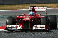 Formel 1 - Noch viel Arbeit vor uns: Fry von Ferrari-Performance entt�uscht