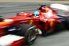 Formel 1 - Aerodynamik, Frontfl�gel und Chassis: Video - Ferrari erkl�rt die Technik der Formel 1