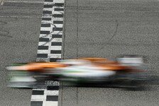 Formel 1 - Test-Highlights: Force India