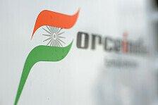 Formel 1 - Schmiermittelhersteller: Mexikanischer Sponsor f�r Force India