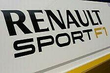 Formel 1 - Technologie & Zuverl�ssigkeit: Renault: Erfolgsstory Formel 1