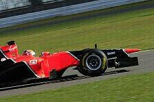 Formel 1 - Frustpotenzial bei den Fahrern: Marussia: Hausaufgaben gut gemacht?