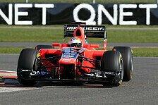 Formel 1 - Ein entscheidendes Wochenende: Marussia will sich in Melbourne beweisen