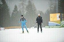 DTM - Martin Tomczyk entdeckt Biathlon
