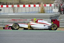 Formel 1 - Bilder: Test-Highlights: HRT