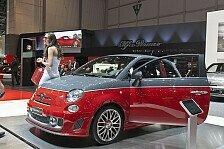 Auto - Genfer Auto-Salon 2012