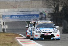 WTCC - Die Performance in Monza war gut: James Nash will erste Punkte f�r Ford holen