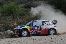 WRC - Angst vor Steinewerfern: Mexiko: SS9 abgesagt, Neuville im Pech