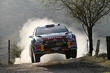 WRC - Loeb in Lauerstellung: Mexiko: Hirvonen profitiert von Latvala-Drama