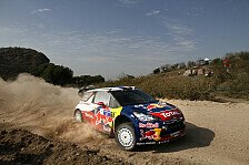 WRC - Gefahr! Steine auf der Strecke: Mexiko: Loeb weiter auf dem Weg zum Sieg